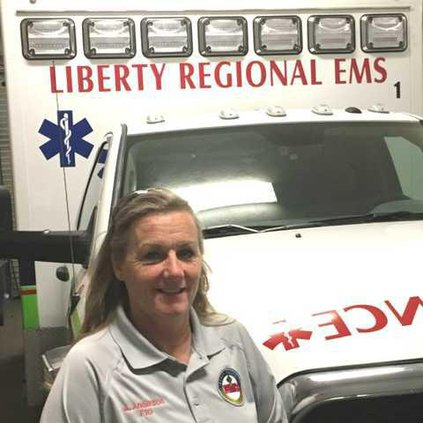 Photo - Anna Anderson-Stop the Bleed Program - 0118