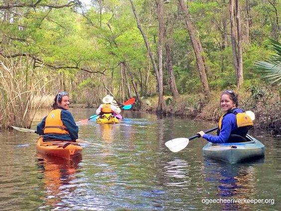 Riverkeeper Paddle Trip