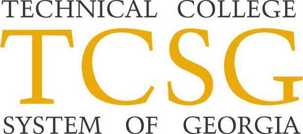 TCSG Logo Technical College System of Georgia