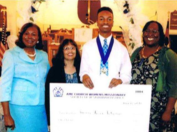 Womens missionary scholarship