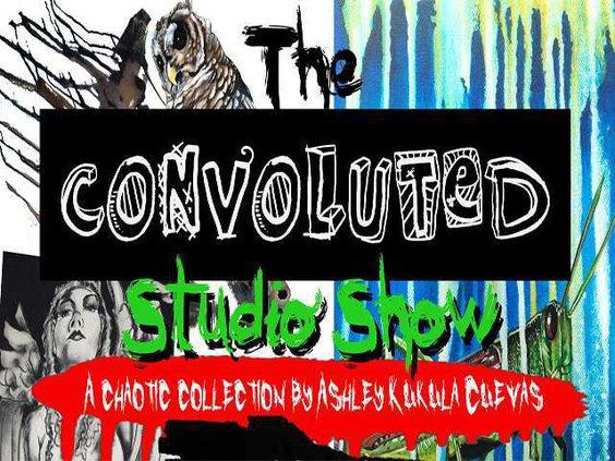 convoluted art