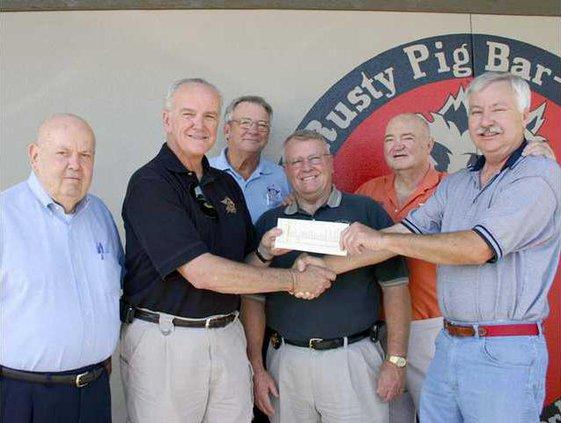 sheriff home donation