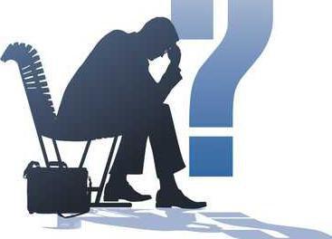 unemployment question