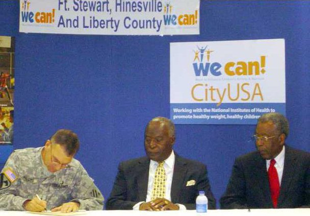 we can proclamation signing
