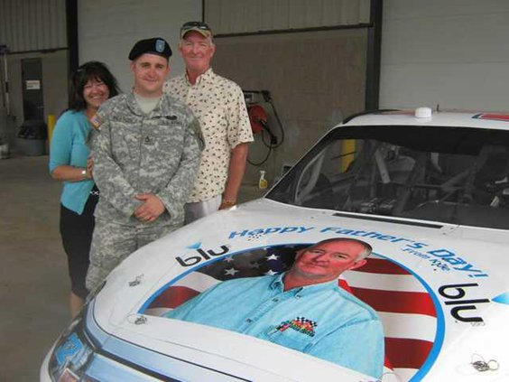web 0622 NASCAR dad