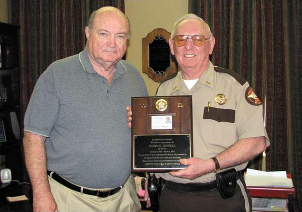 wildcut sheriff retires