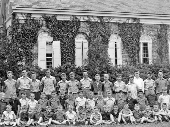 0222 Bethesda historic photo