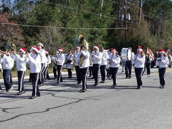 1130 LCHS band to hold Christmas concert