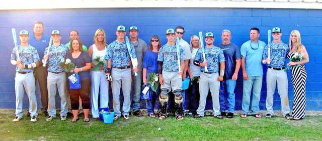 Blue Tide Baseball Sr Night