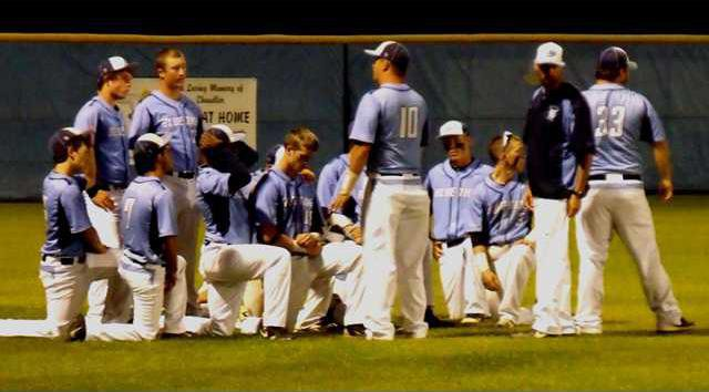 Blue Tide Lose in Extra Innings to Vidalia