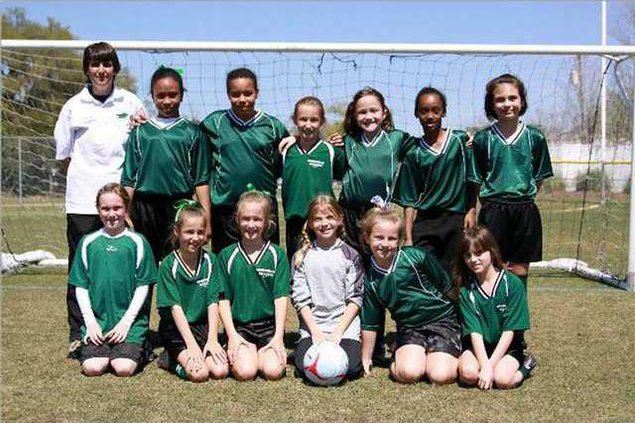 Charleston U10 Gator Girls
