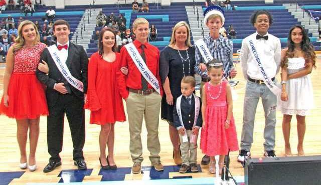 Long Homecoming King Crowned