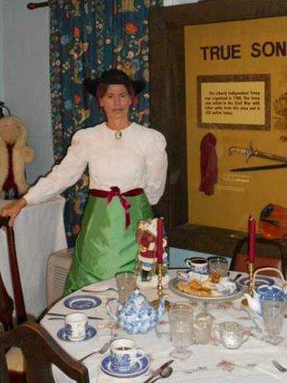 Midway Museum Tea