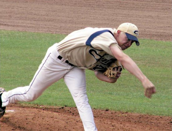 clay long pitching