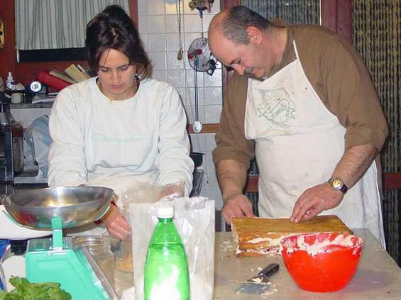 cooking classes - Italy