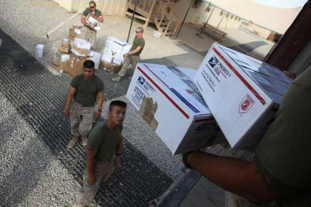 marines packages