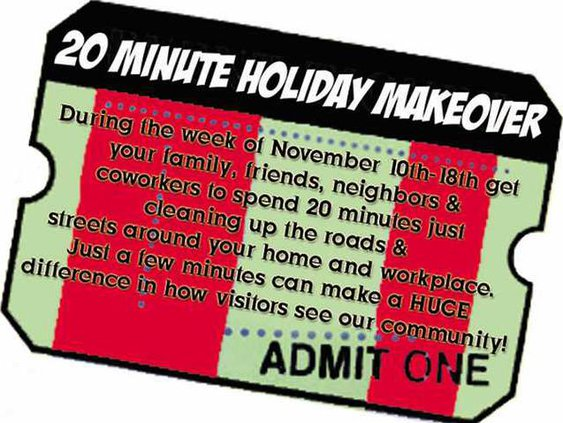 ticket holidaymakeover