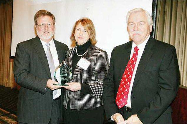0109 hosp award Jan St. John