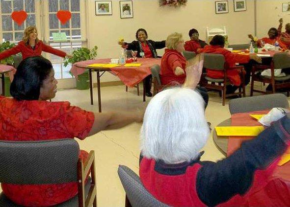 0213 Seniors in red