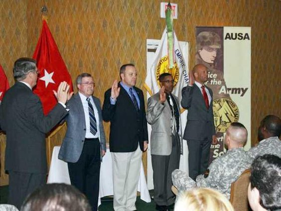 0321 AUSA  new officers