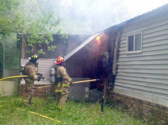 0505 House fire