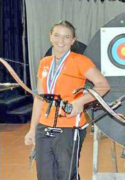 2-Wed 3-18 Cassandra Pelton Archery