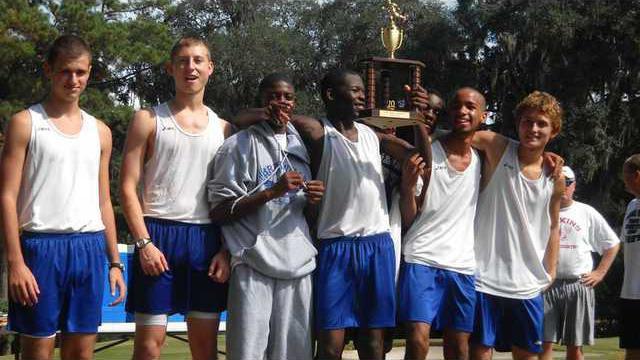 BI boys trophy