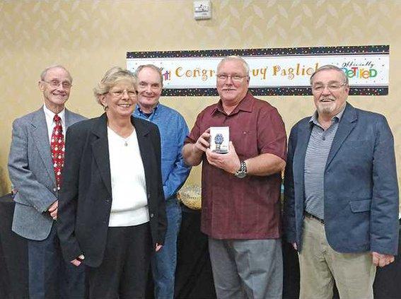 COMM Officer retires standalone