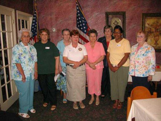 DAV 2008 officers 002web