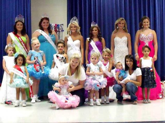 Independence Day Pageant in Ludowici