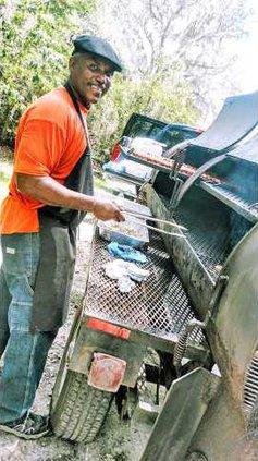 Jonathan Garrett Sho Nuff Smokin Good BBQ