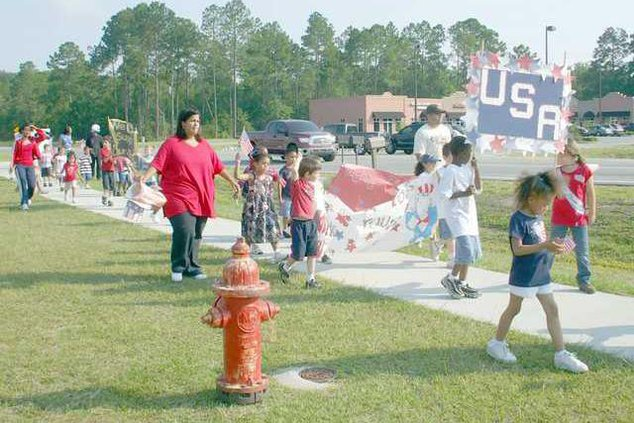 Learning center parade 019