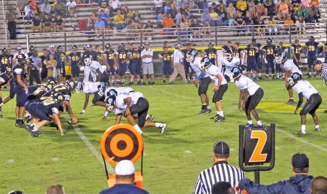 Picture-Long Co defense played well against Jeff Davis in losing effort