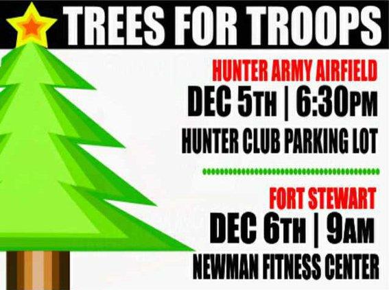 tree troops