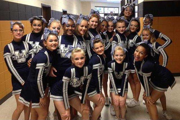 wildcat cheerleaders