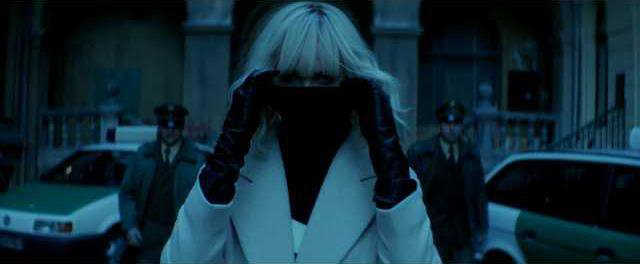 Atomic Blonde movie