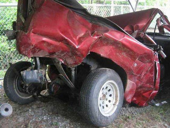 LONG good wreck truck
