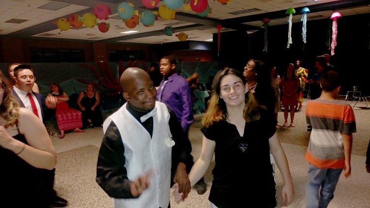 FHF couple dance