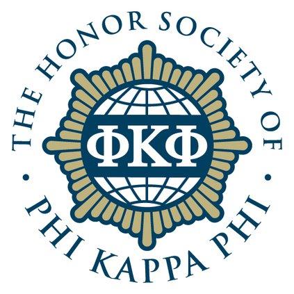 Phi Kappa Phi logo