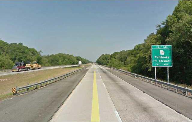 I-95 closures