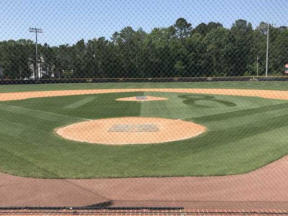 RHHS baseball field