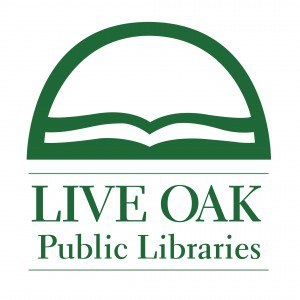 Live Oak Library logo