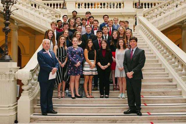 RH students Legislature