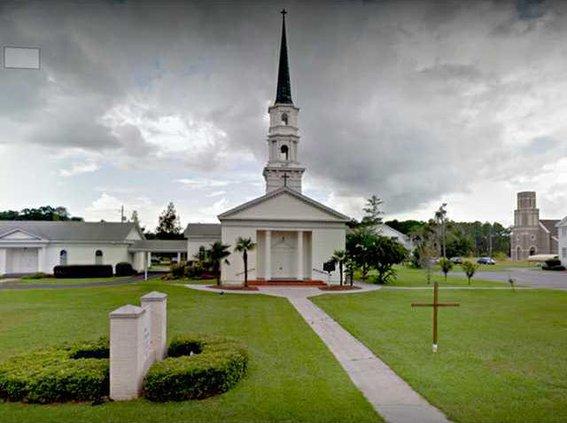 St Anne Catholic Ch RH