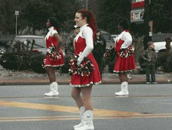 parademarchers