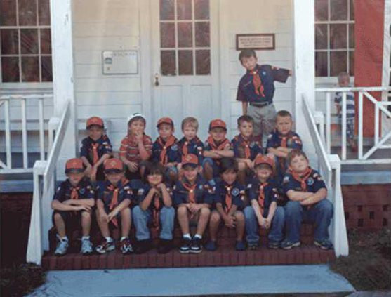 tiger-scouts-museum-visit