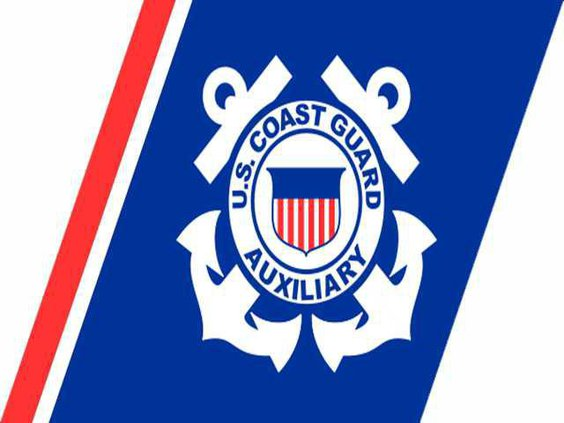 Coast Guard Aux logo