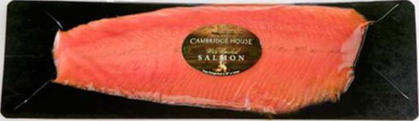 Santa Barbara Smokehouse salmon