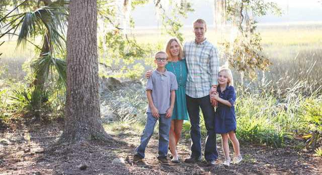 The Syberts photographed by Suzanne Aultman Photography