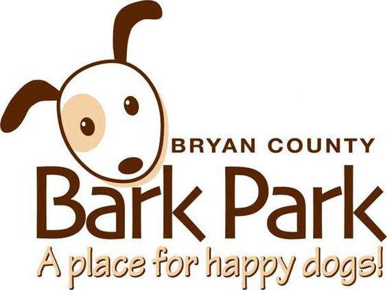 Bryan County Bark Park logo